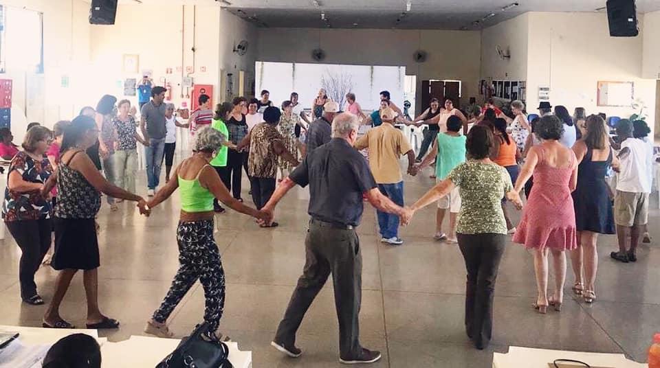 Comemoração ao Dia do Idoso celebra a vida em Cordeirópolis