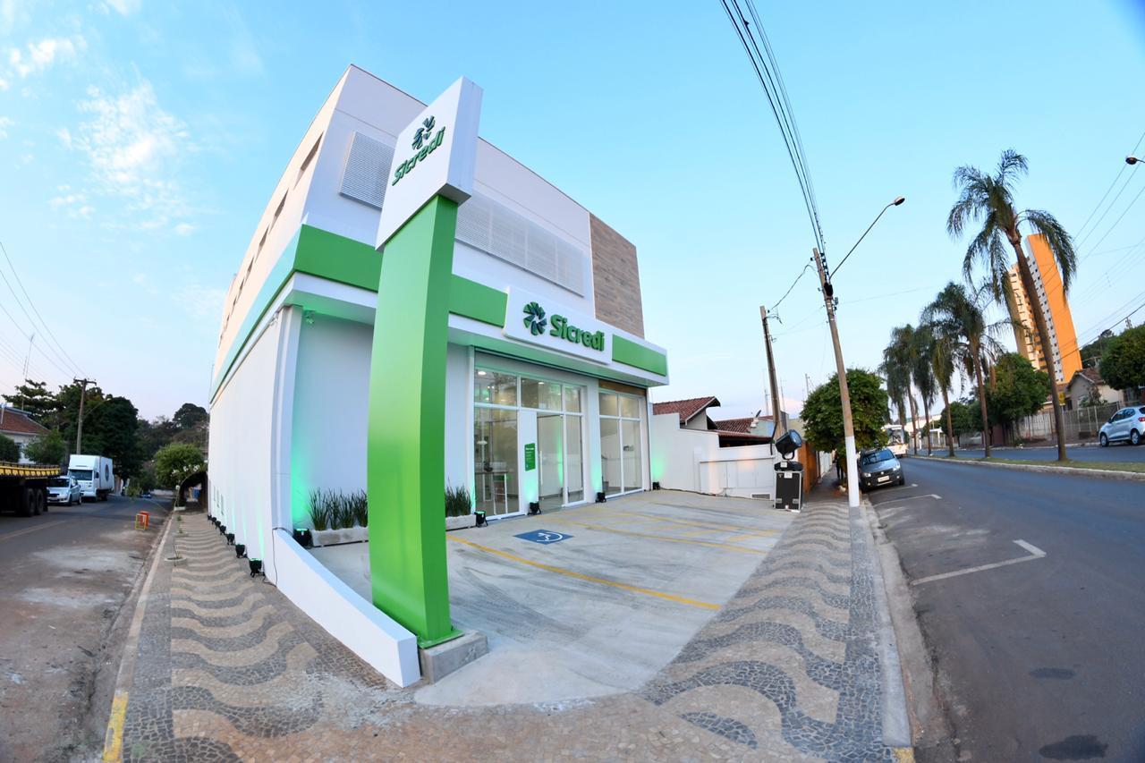 Sicredi abre mais uma agência no Centro Paulista