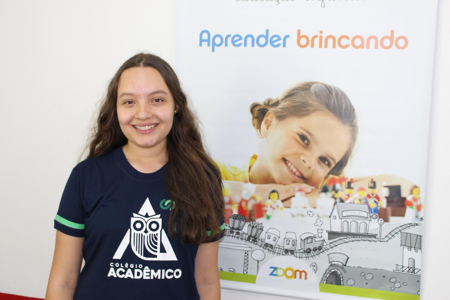 Aluna do Acadêmico no Prêmio Gazeta de Limeira de Literatura