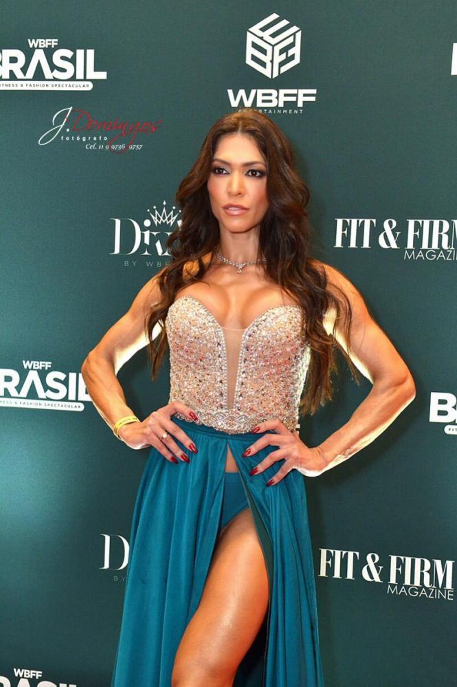 Principal evento de fitness mundial acontece em São Paulo e tem Muri Rodrigues como destaque
