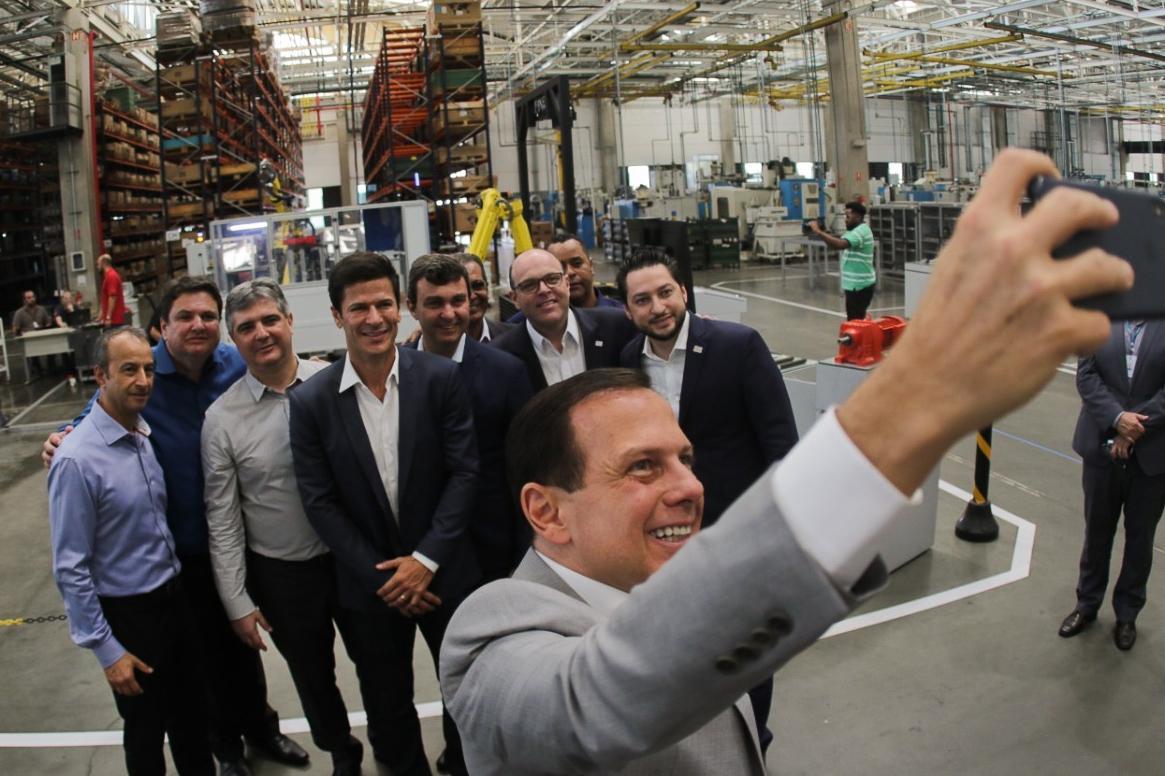 Empresa Alemã anuncia investimento de R$ 300 milhões no Estado de São Paulo