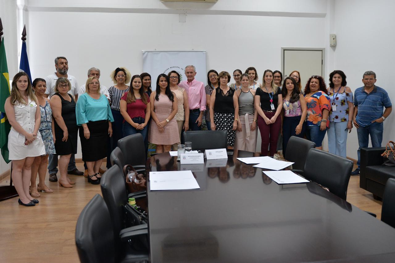 Empossados novos integrantes do Conselho de Segurança Alimentar em Limeira