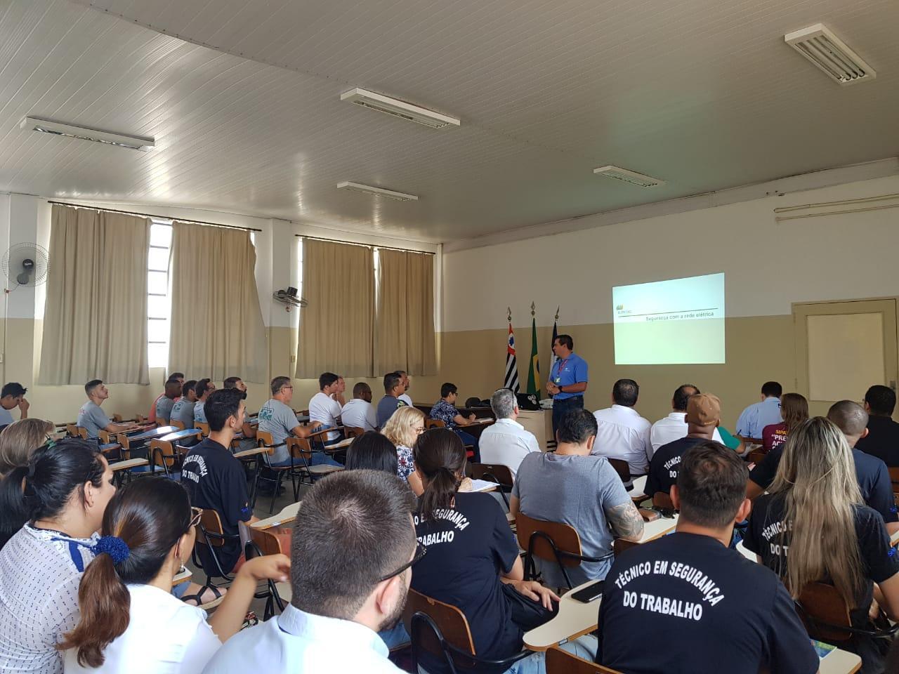Prefeitura de Limeira realiza capacitação com Técnicos de Segurança no Trabalho