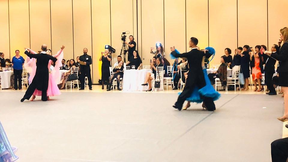 Campeonato Internacional de Danças de Salão tem casal cordeiropolense na arbitragem