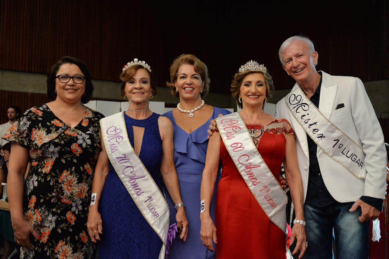 Limeira elege Miss e Mister Terceira Idade 2019