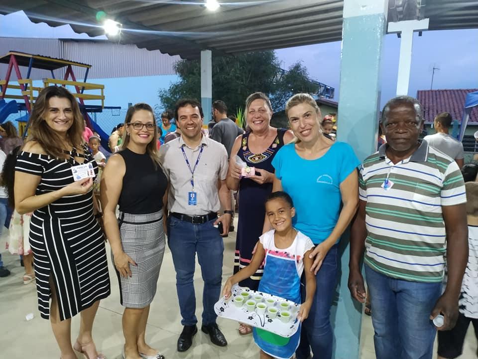 Vereadores participam da Feira do Jovem Empreendedor no Jardim Eldorado