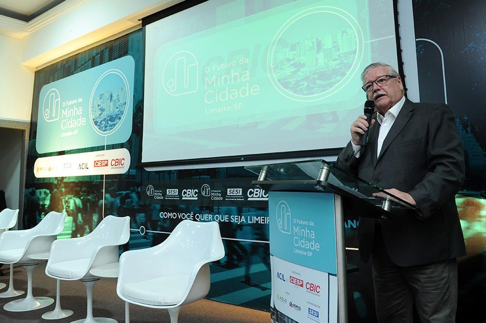 """Projeto """"O Futuro da Minha Cidade"""" é apresentado na ACIL Limeira"""