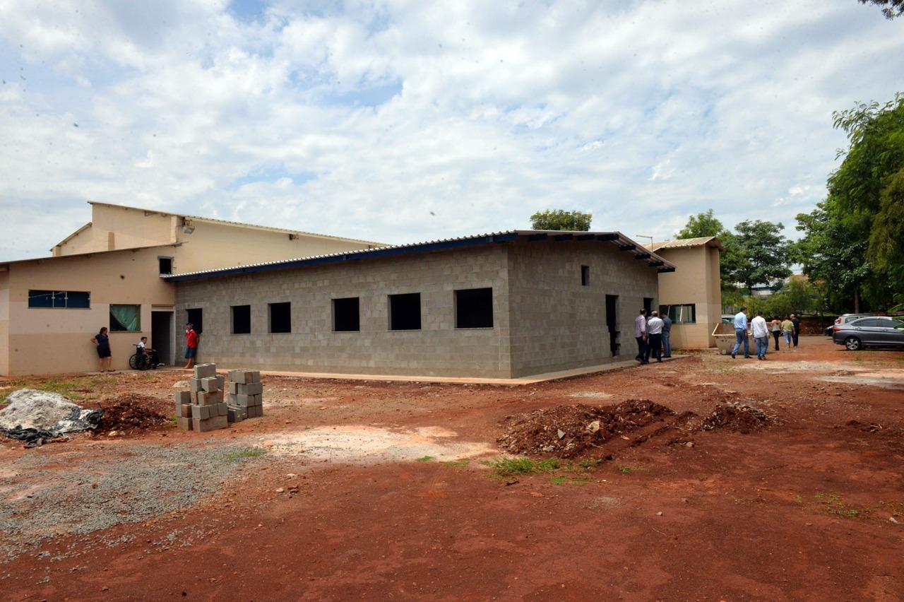 AINDA apresenta obras de expansão da sede da entidade