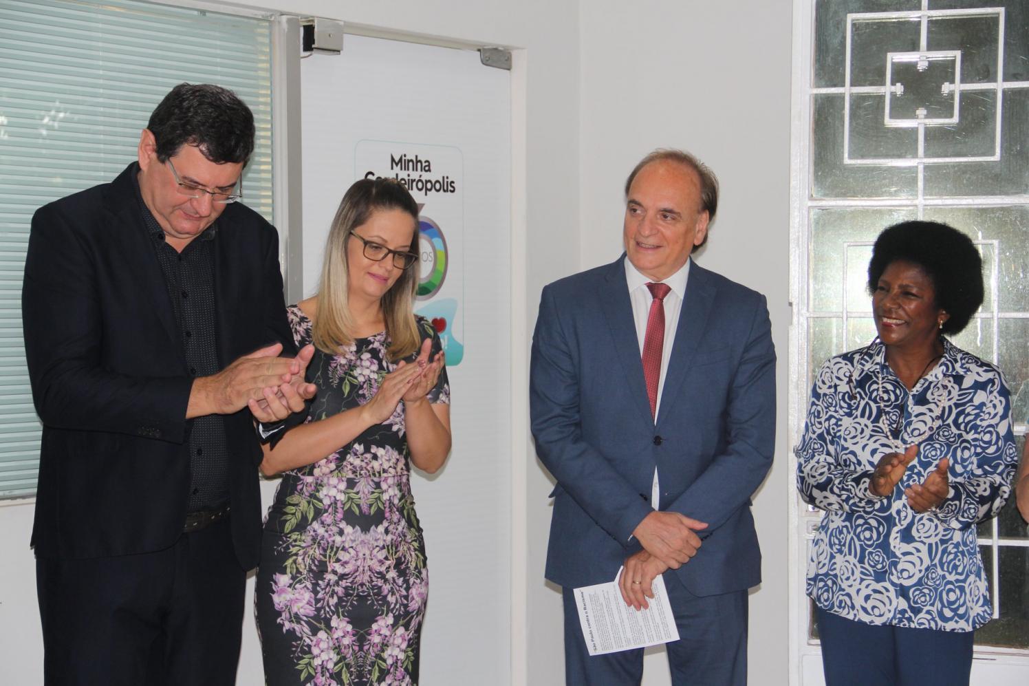 """Prefeitura de Cordeirópolis lança o programa """"São Paulo Contra o Racismo"""""""