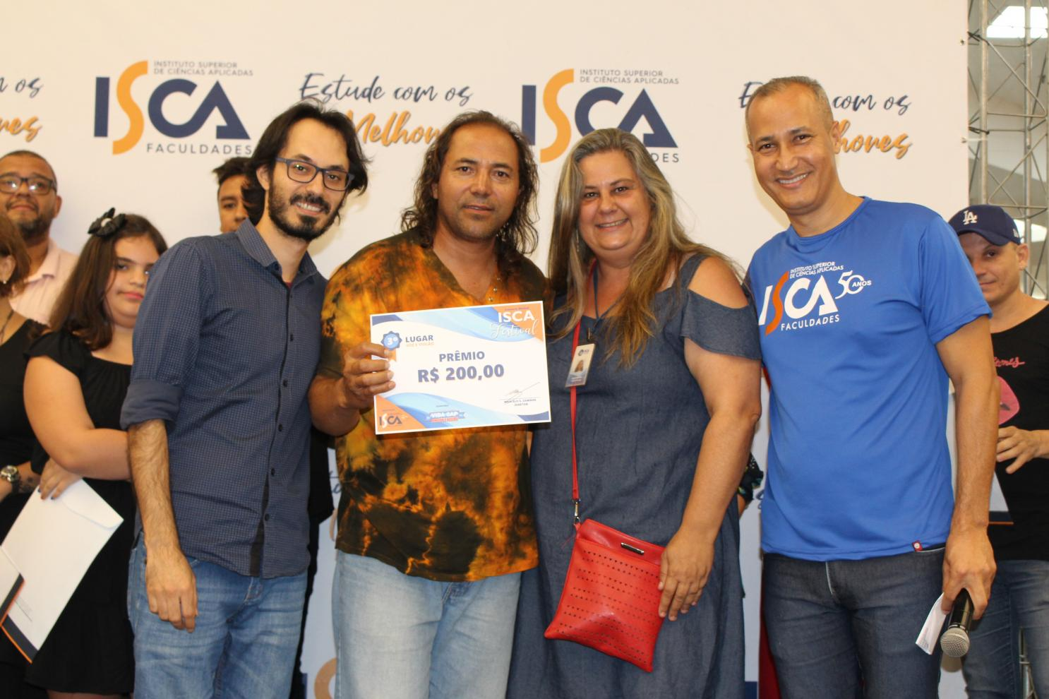 Premiados os finalistas no concurso musical ISCA Festival