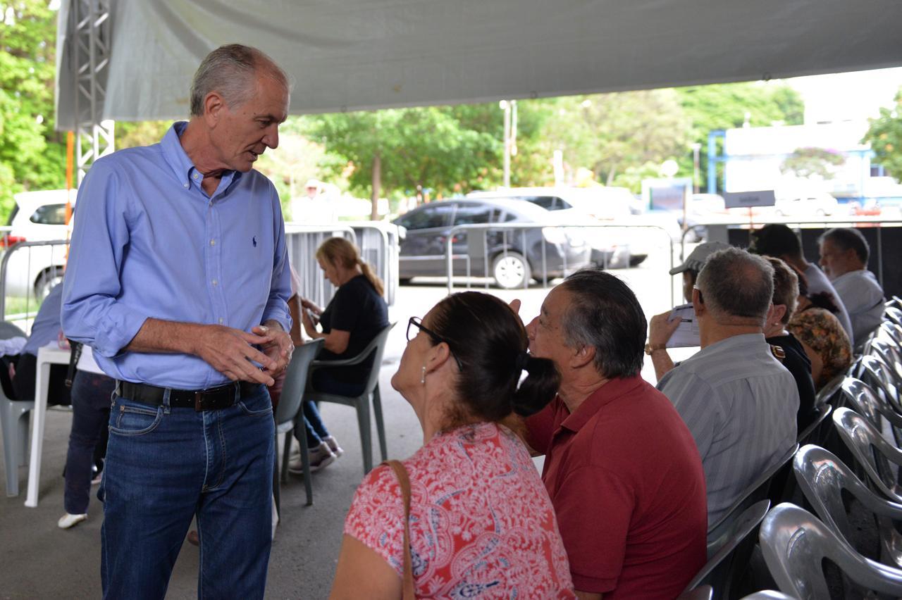 Começa segunda edição do mutirão oftalmológico no Parque Cidade em Limeira