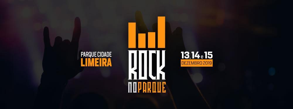 Rock no Parque é neste final de semana, no Parque Cidade em Limeira