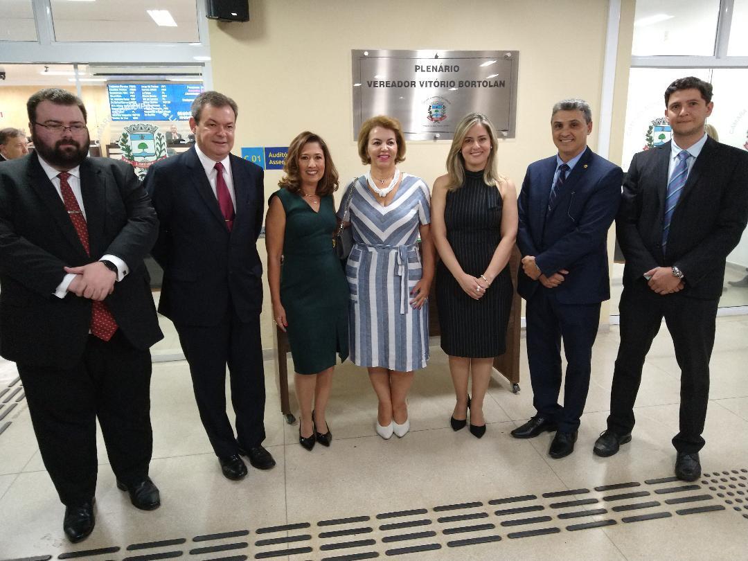 Professora Marta recebe Título de Cidadã Limeirense