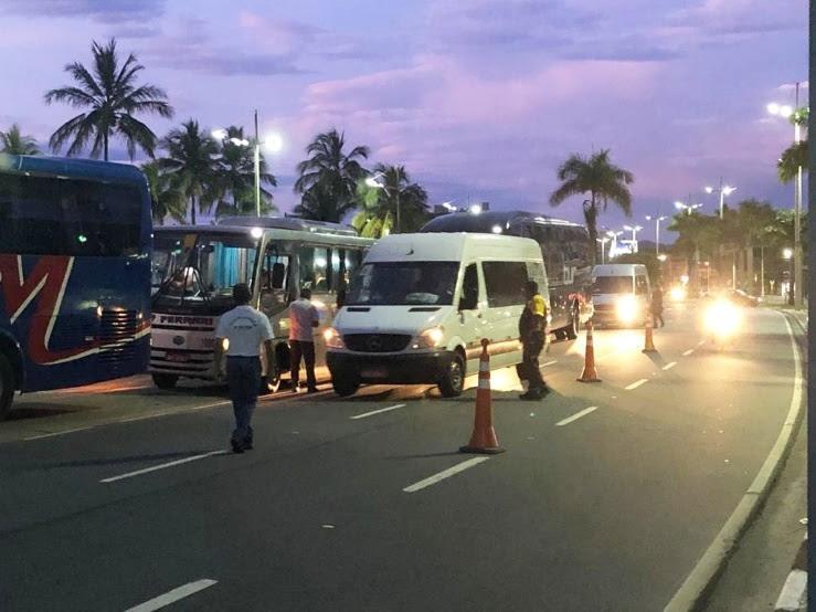 Feriado de Natal: Mais de 70 ônibus foram multados pela Artesp