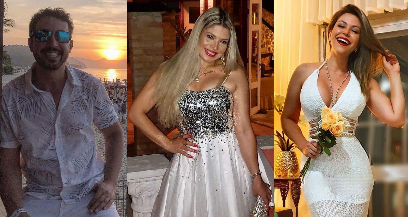 Saiba onde famosos passaram a virada do ano em São Paulo