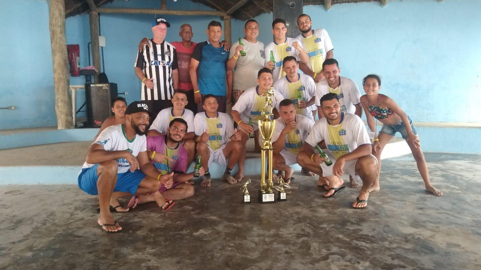 Siticecom venceu Jogos Operários da Federação