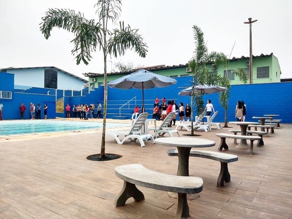 Complexo Esportivo do Jardim Eldorado de cara nova e com novidades em 2020