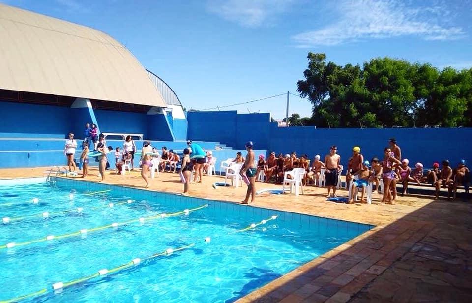 Neste verão, aproveite as piscinas públicas de Cordeirópolis
