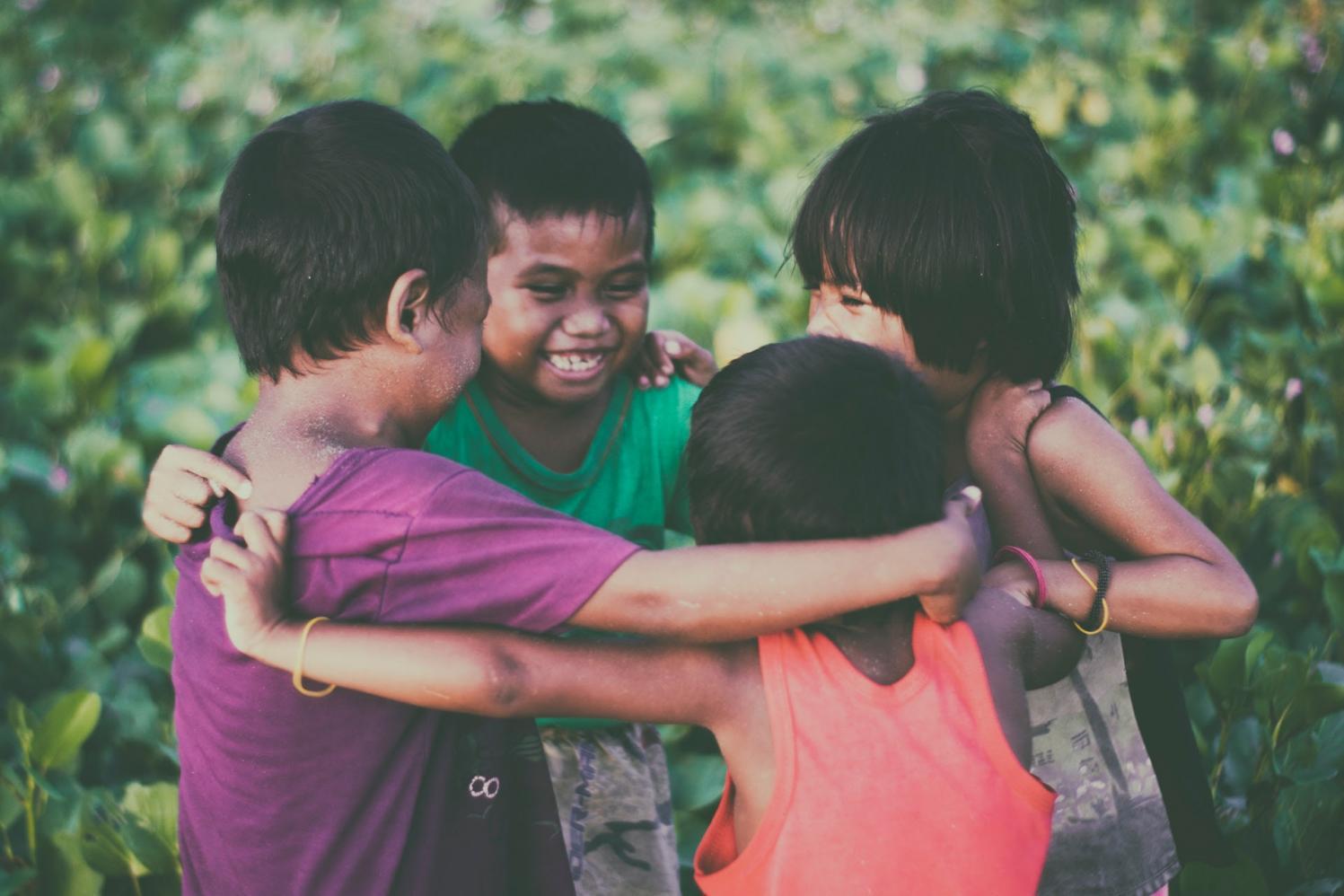 Oito dicas para ensinar resiliência às crianças