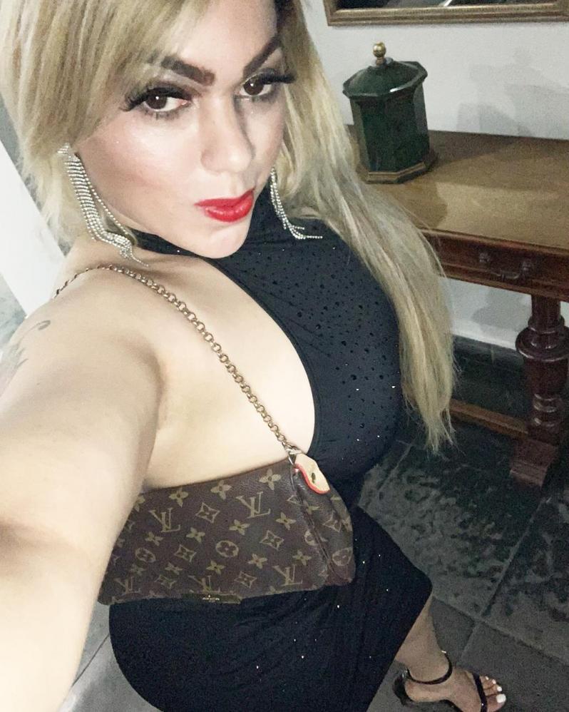 Modelo Transexual Rafaela Bellucci brilhará como destaque da Acadêmicos do Tucuruvi