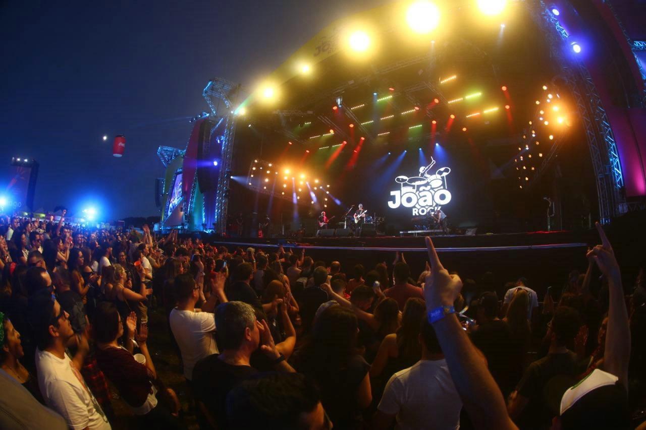 João Rock anuncia data da edição 2020