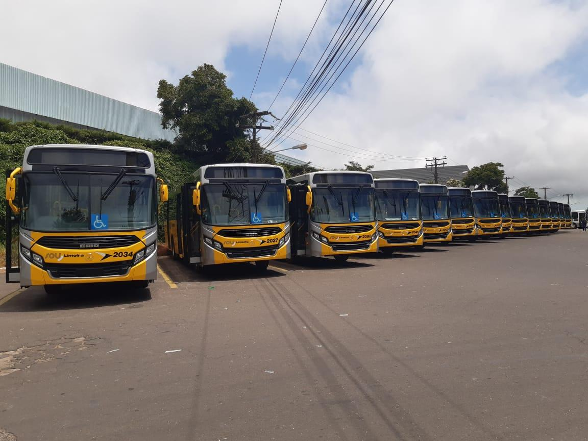 Venda de passes dos ônibus em Limeira começa amanhã (12), no terminal urbano
