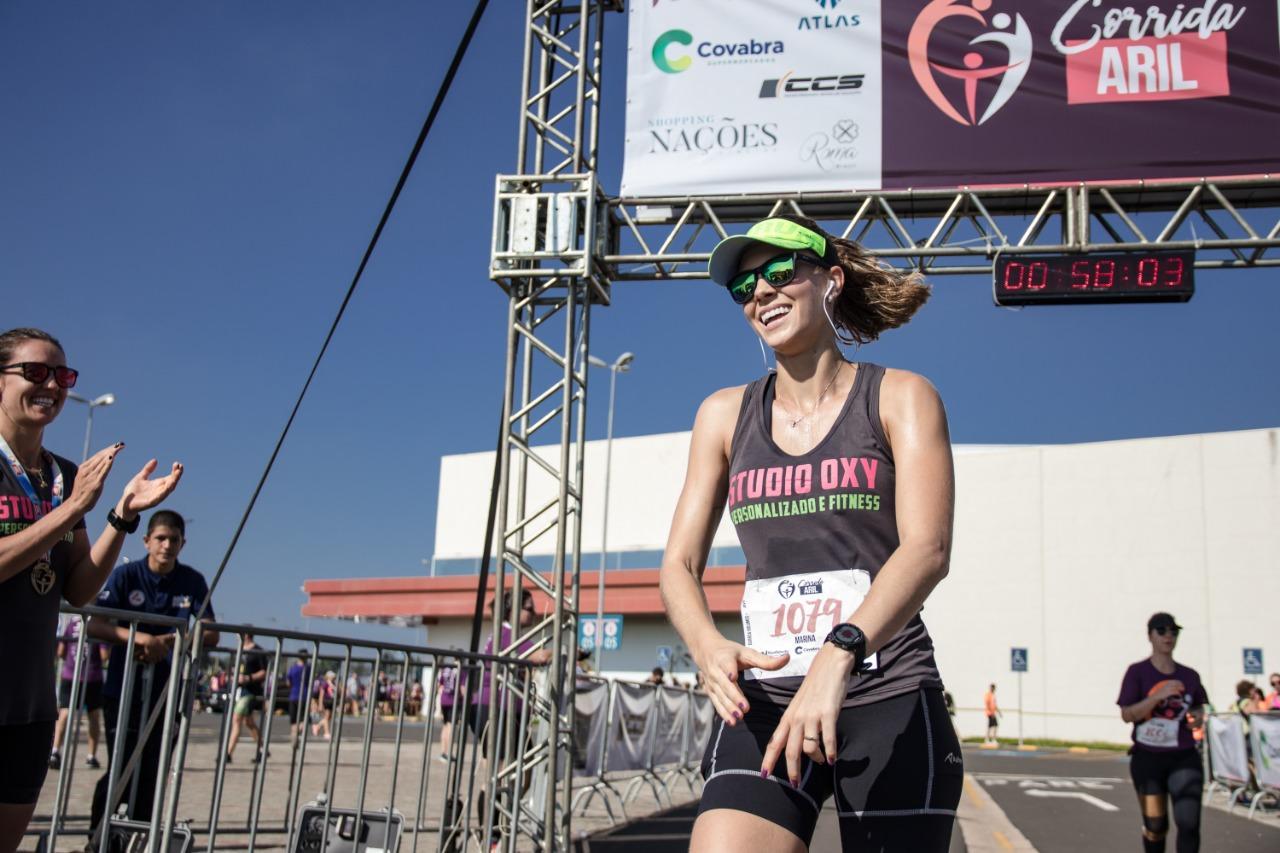 ARIL recebe inscrições para corrida no Shopping Nações em Limeira