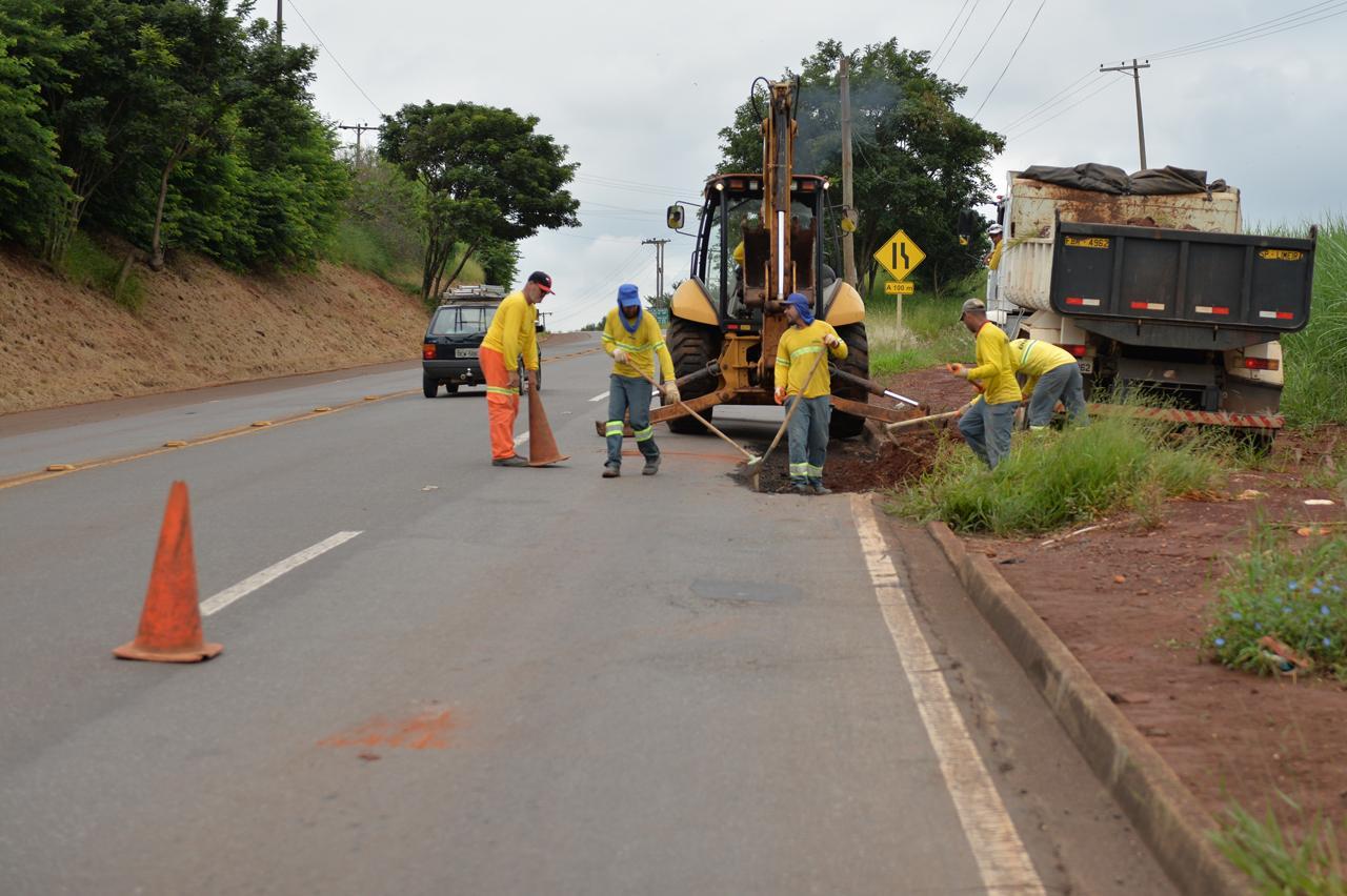 Rodovia Limeira-Cordeirópolis recebe melhorias