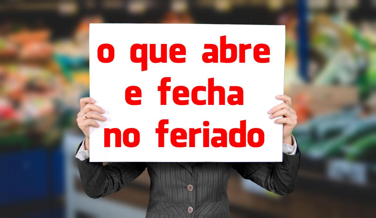 Confira o que abre e fecha no feriado do Carnaval em Limeira