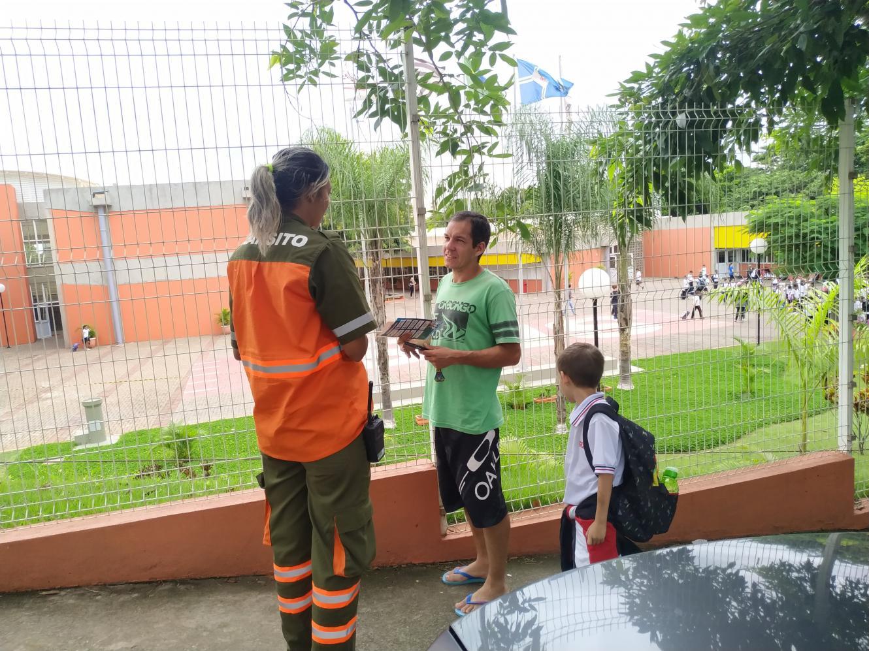 Prefeitura de Limeira conscientiza motoristas sobre uso da cadeirinha infantil