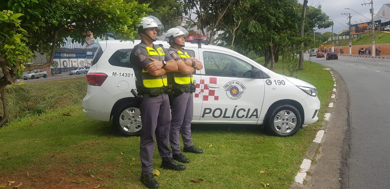 Polícia prende 333 pessoas no sábado de carnaval