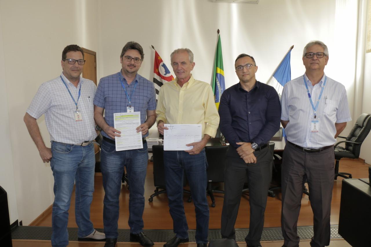 Prefeitura de Limeira transmite eletronicamente dados ao Tribunal de Contas