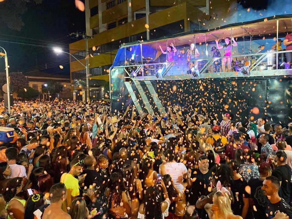 Recorde de Público no Carnaval: Cordeirópolis recebe mais de 80 mil pessoas em cinco dias de festa