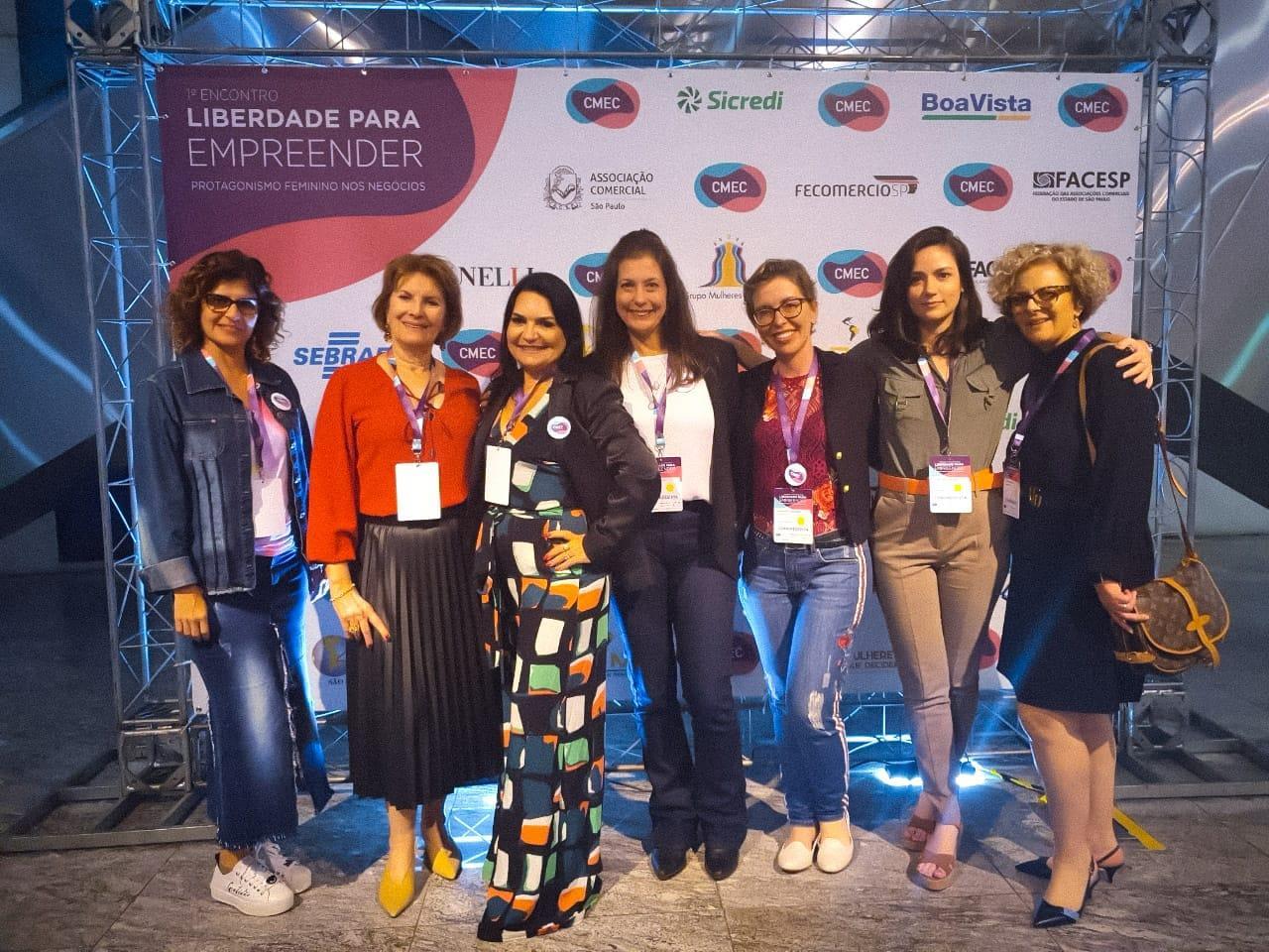 CME da ACIL participa de 1º Encontro Liberdade para Empreender