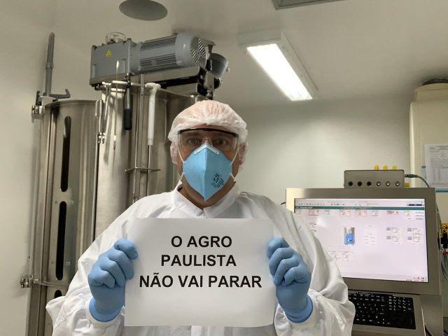 Cadeias produtivas do agro paulista somam esforços para garantir abastecimento no Estado e no País