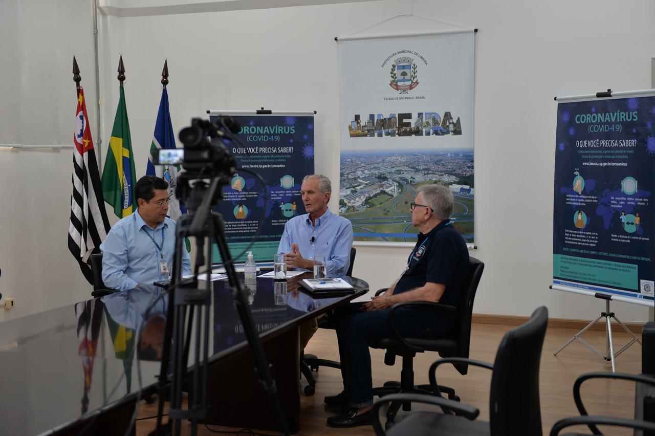 Prefeito de Limeira edita novo decreto e estabelece fiscalização rigorosa para quem não cumprir regras