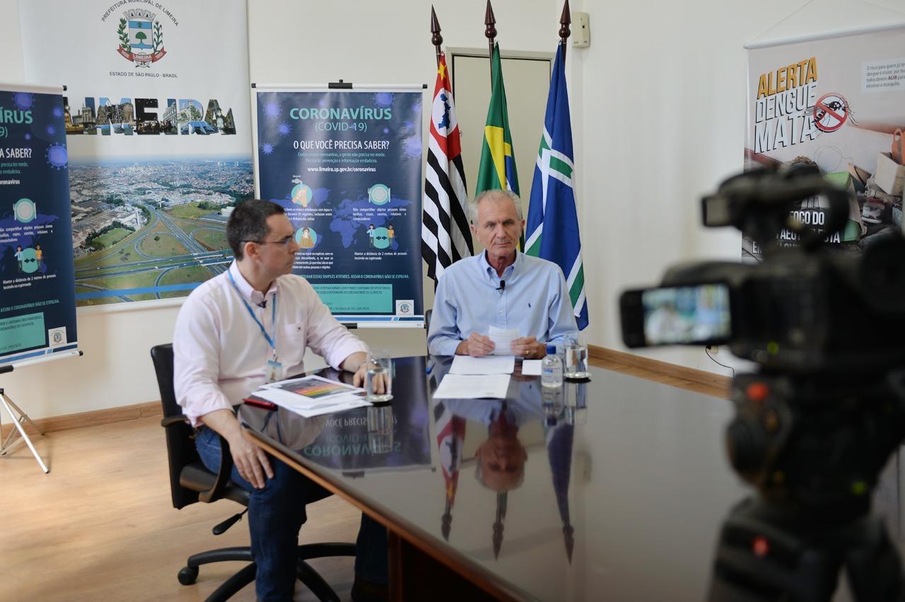 Prefeitura de Limeira orienta sobre quarentena
