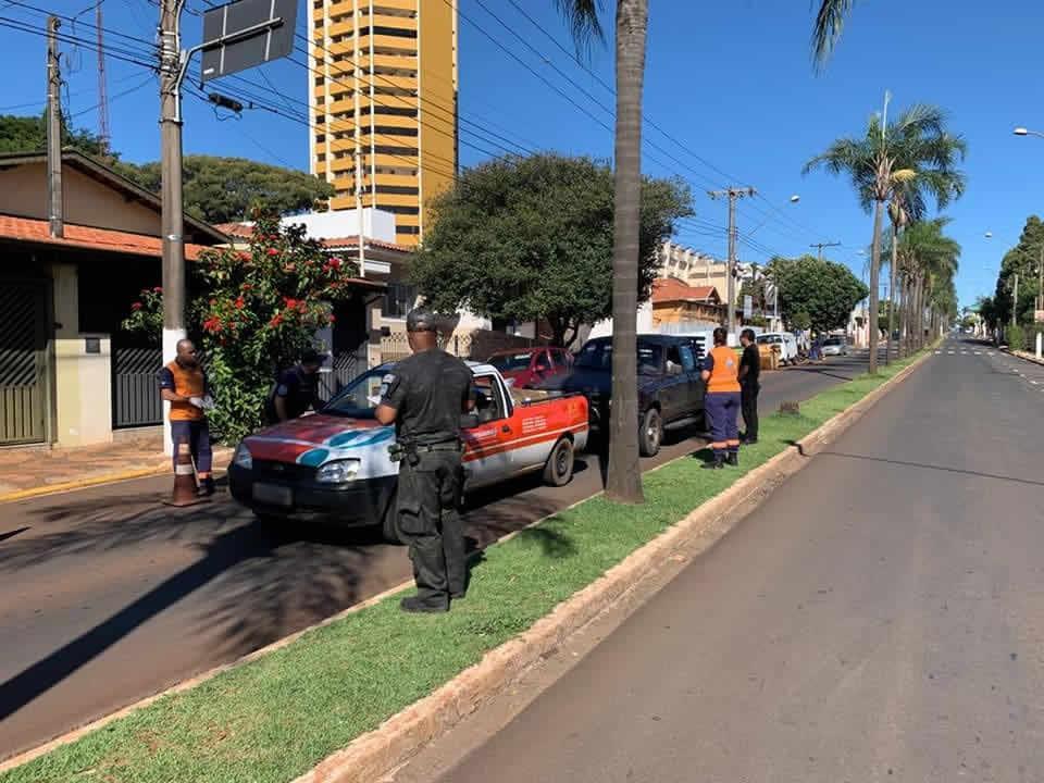Cordeirópolis se mobiliza para que população evite movimentação nas ruas durante quarentena