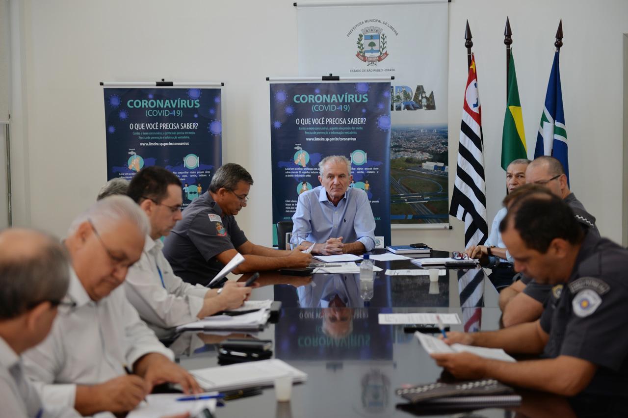 Forças de segurança de Limeira atuarão no cumprimento da quarentena
