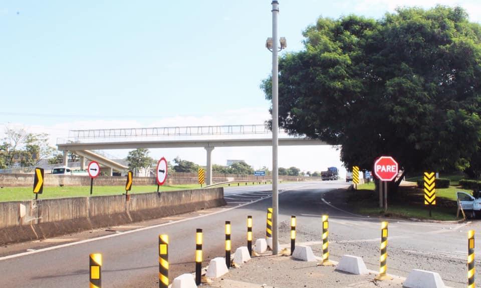 Movimento de carros diminui em ruas e rodovia de Cordeirópolis