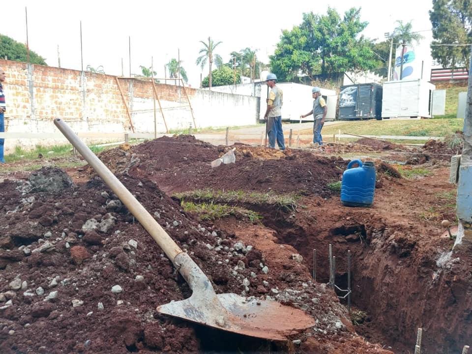 Começam as obras do Hospital Municipal em Cordeirópolis