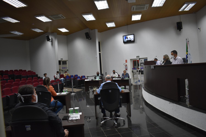 Vereadores apresentam pedidos de melhorias aos bairros de Cordeirópolis