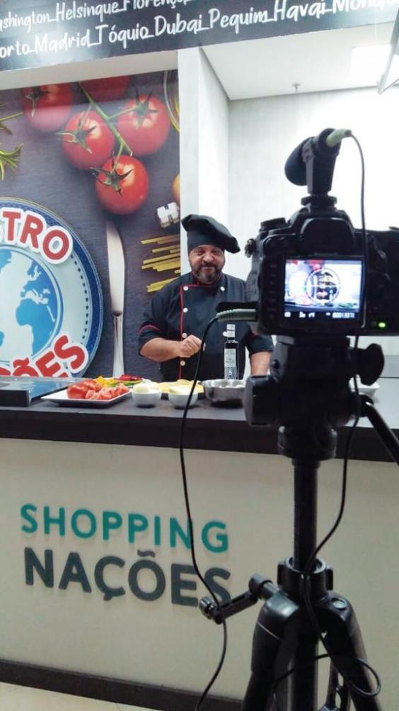Gastrô Nações estreia temporada no Youtube