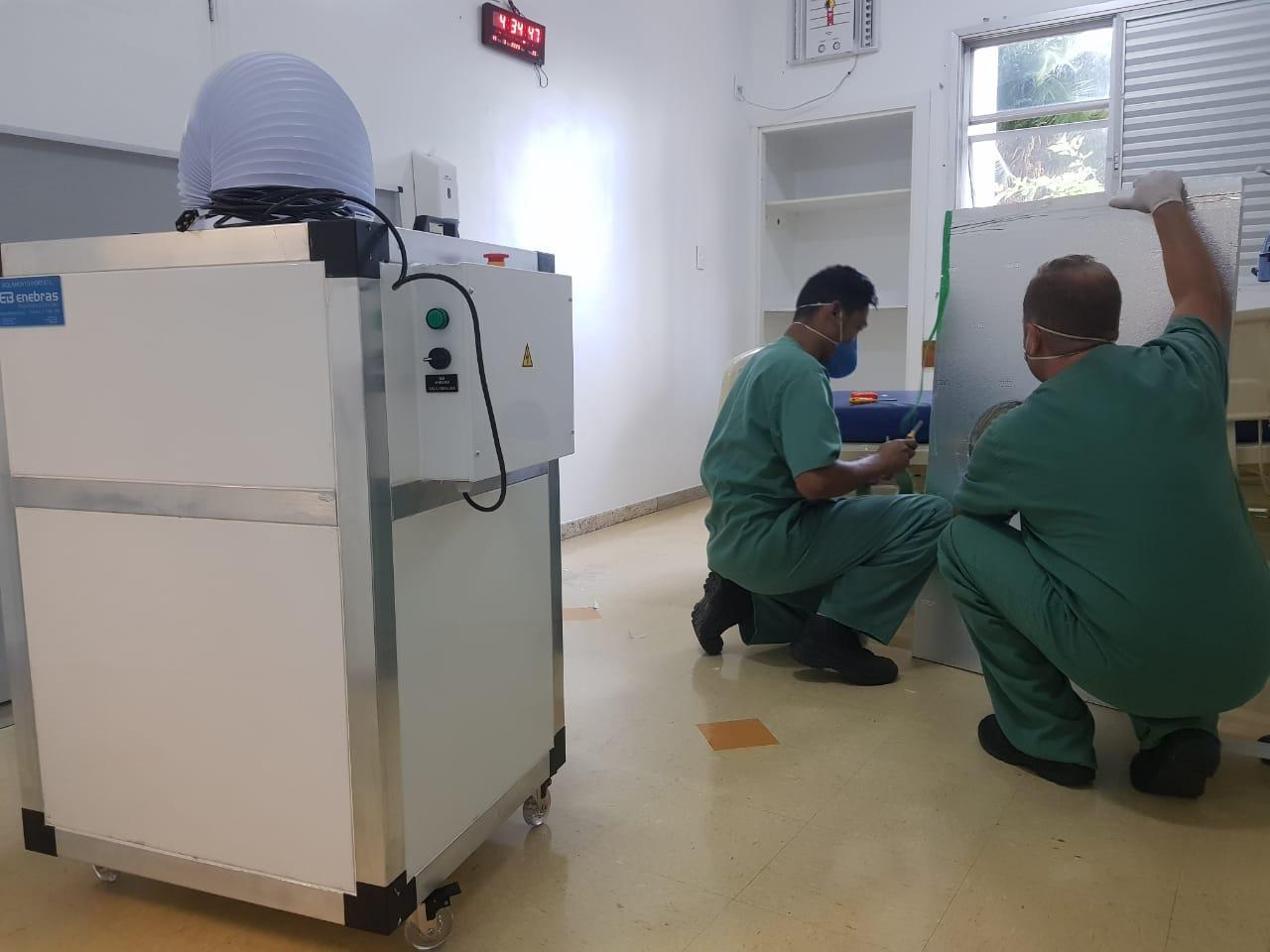 Prefeitura de Limeira investe em equipamentos de ponta para reduzir contaminação por Covid-19