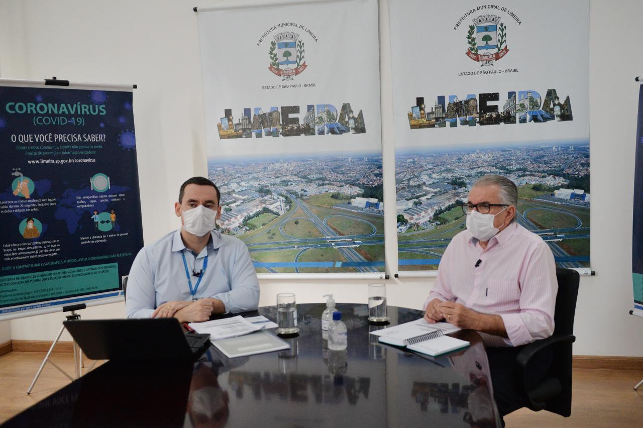 Testes revelam ausência de coronavírus entre trabalhadores de asilos de Limeira