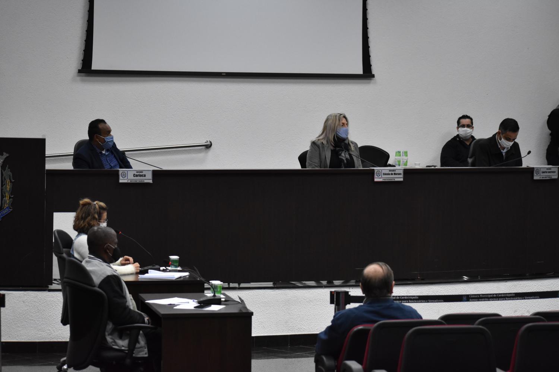 Saúde e Serviços Públicos são as indicações feitas na Sessão Ordinária