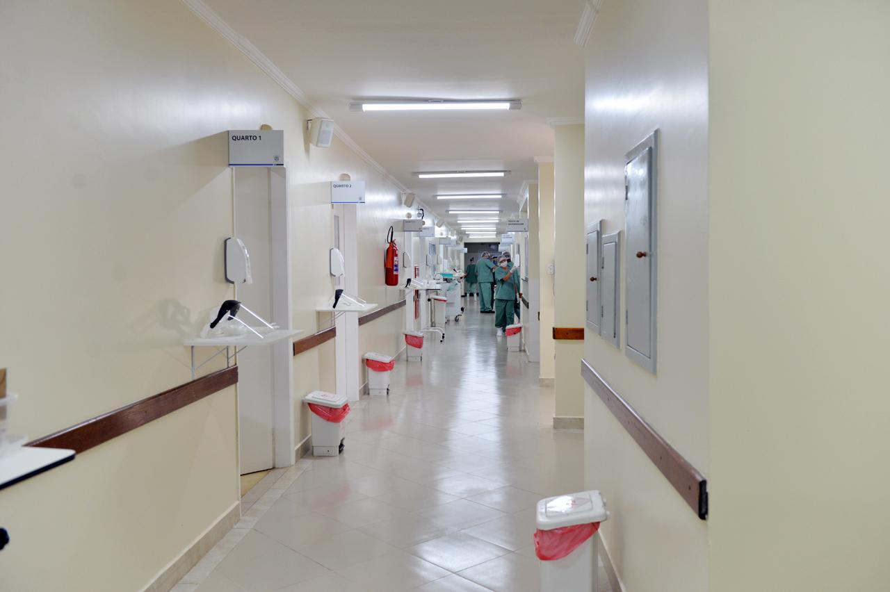 Unidade de Referência em Limeira recebe enfermaria