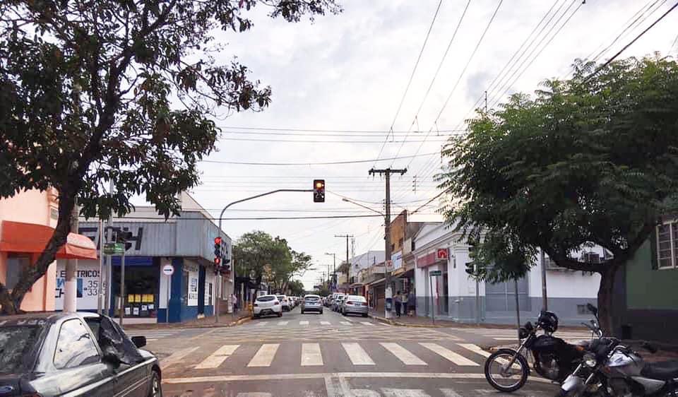 Rua Sete de Setembro em Cordeirópolis vem recebendo reformas