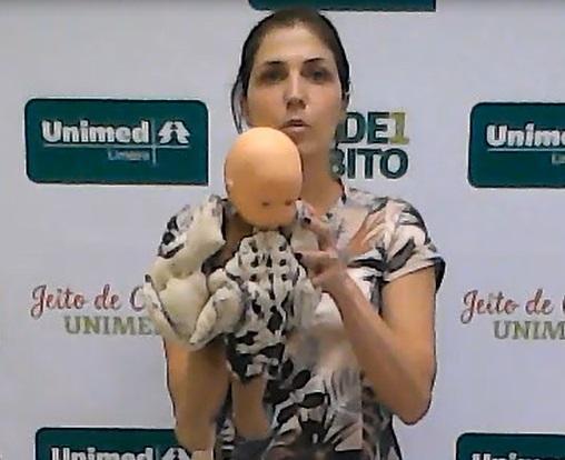 Unimed Limeira oferece curso on-line para gestantes