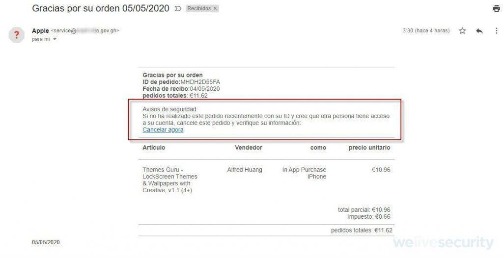 Golpe tenta roubar ID e dados bancários de usuários do iCloud